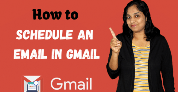How to schedule an email in Gmail | Send a scheduled mail in Gmail | Gmail tips