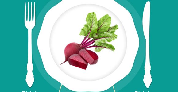 Beetroot for a healthy diet