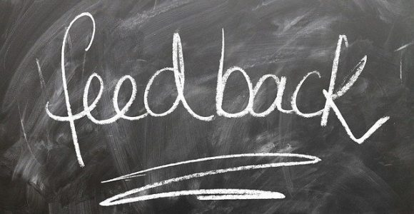 How Do You Really Handle Blogging Feedback?