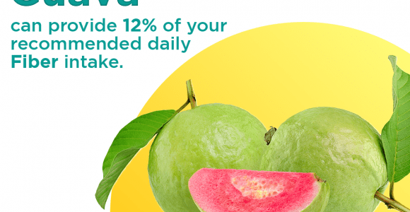 Guava for a Healthy Diet – SMILES