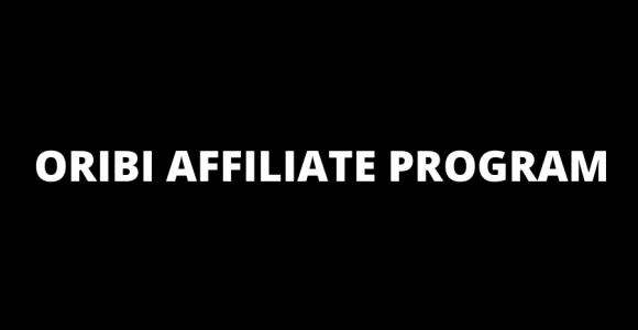 Oribi Affiliate Program : Recommend And Earn Cash