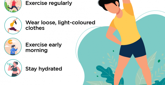 Exercise Tips for a Healthy and Active Life