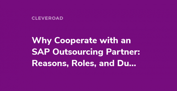 The Complete Guide to SAP Outsourcing