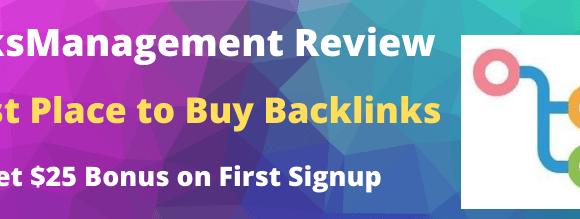 LinksManagement Review (2020) : Best Backlinks Services?
