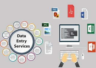 Why you need data entry services?