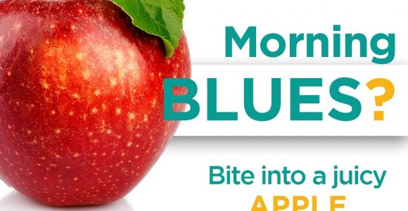 Healthy Diet | Start your day with an Apple | Best Gastroenterologist in Bangalore