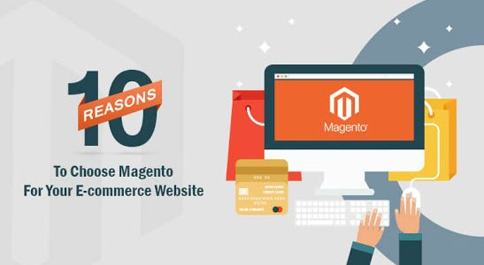 Why should You Choose Magento for Your Ecommerce Website
