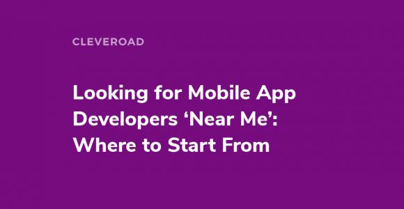 App creators near me