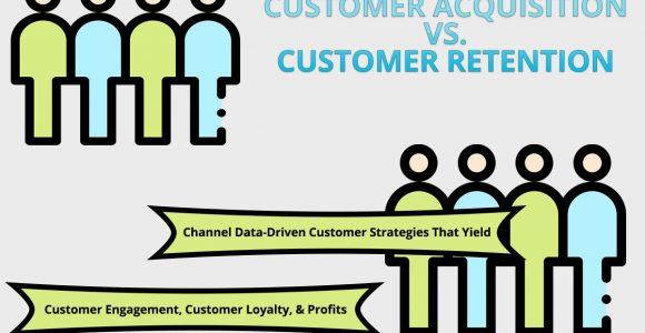 Customer Acquisition vs. Customer Retention   SubscriptionFlow