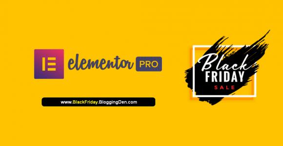 Elementor Black Friday Deal 2020: Get 25% OFF for 1000 sites