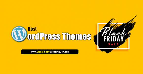 6 Best WordPress themes Black Friday Deals 2020 (Upto 50% OFF)