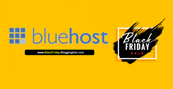 Bluehost Black Friday Sale / Cyber Monday Deal 2020: Grab 60% Discount