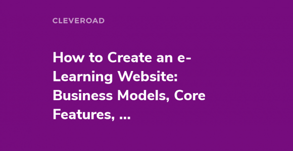How to Create e-Learning Website