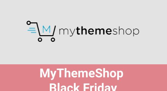 MyThemeShop Black Friday 2020: Grab 99% Off [Live]