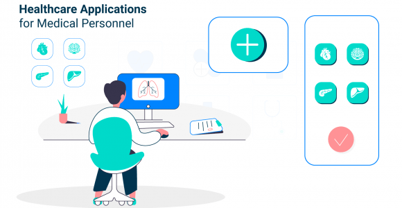 Healthcare Applications For Medical Personnel | Addevice
