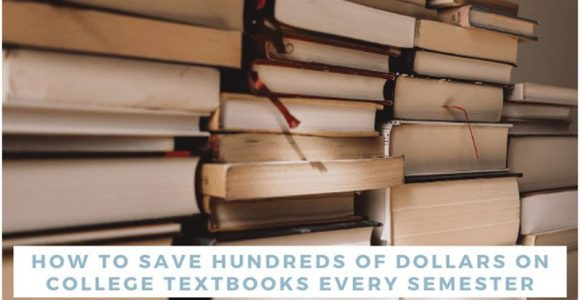 5 Tips to Help You Save Hundreds of Bucks on Textbooks
