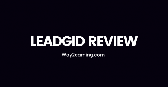 Leadgid Review (2021): Best Affiliate Marketing Network