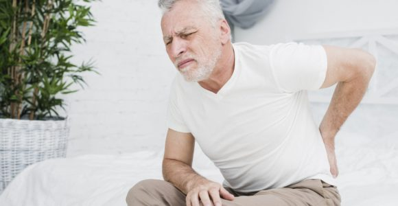 4 Natural Ways Seniors Are Getting Pain Relief | GetSetHappy