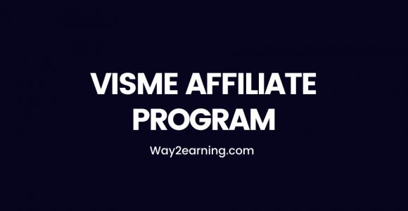 Visme Affiliate Program: Join And Earn 30% For Lifetime