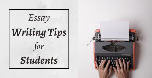 Essay Writing Tips for Students
