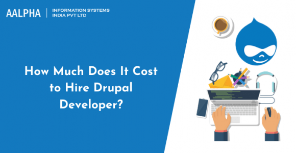 How Much Does It Cost to Hire Drupal Developer?