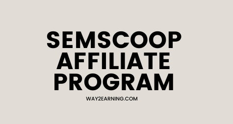 SEMScoop Affiliate Program: Join And Earn Cash