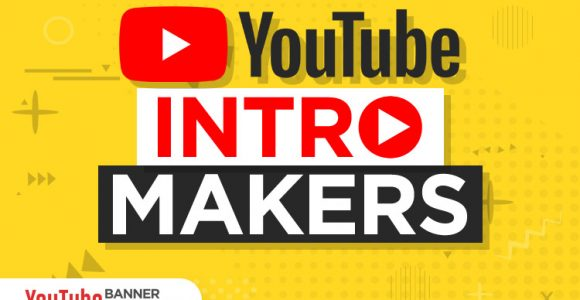 YouTube intro maker free online without watermark