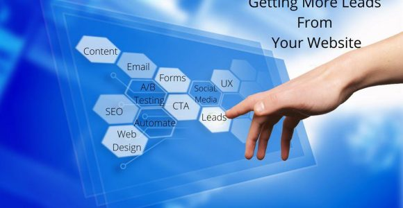 Getting More Leads From Your Website—A Guide
