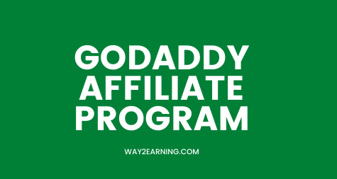 GoDaddy Affiliate Program Review (2021): Recommend And Earn