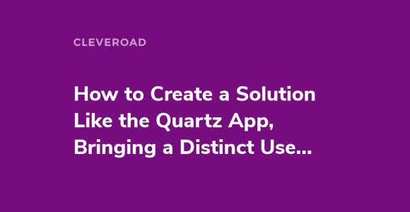 How to make a Quartz app