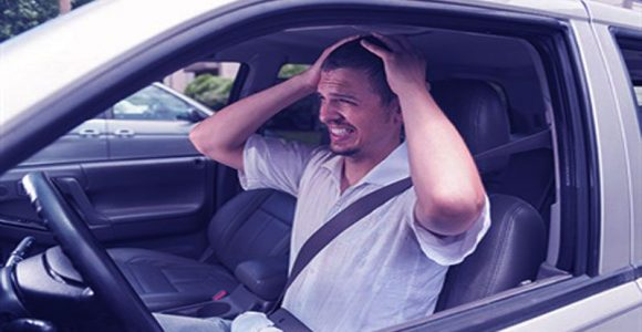 4 Embarrassing Situations That Can Happen to You as a Driver and How to Deal with Them