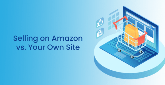 Selling on Amazon vs. Your Own Site: The Choice is Yours