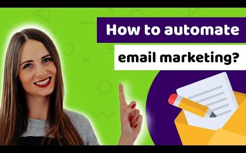 How to automate email marketing for beginners?