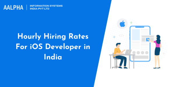Hourly Hiring Rates For iOS Developer in India