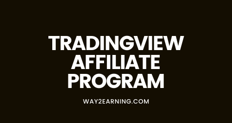 Tradingview Partner Program: Join As Affiliate And Earn Cash
