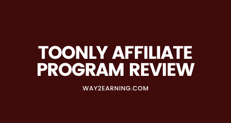 Toonly Affiliate Program: Promote & Earn Cash For Lifetime
