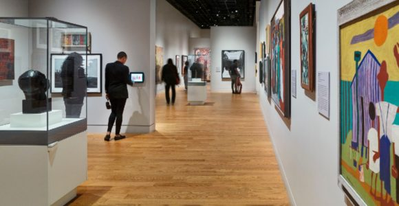 Artworks by Black painters in the Smithsonian Collection