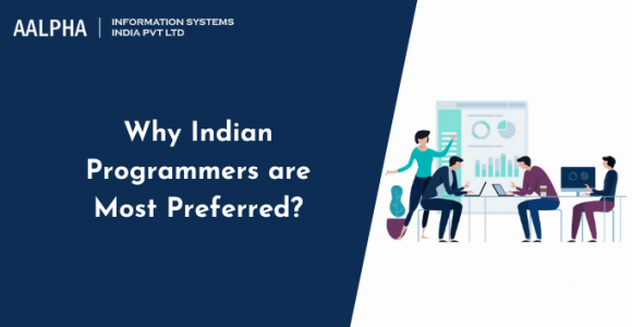 Why Indian Programmers are Most Preferred?