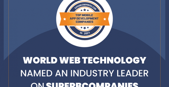 World Web Technology Named an Industry Leader on SuperbCompanies