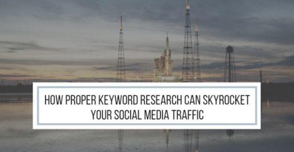 How Proper Keyword Research Can Skyrocket Your Social Media Traffic – Jarvee