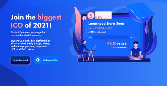 Student Coin Review 2021: Is Student Coin Legit