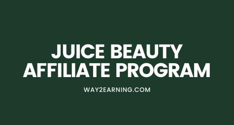Juice Beauty Affiliate Program: Promote And Earn Cash