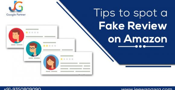 Tips to spot a fake review on Amazon