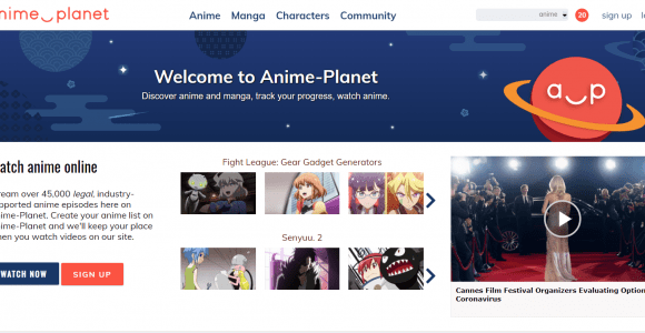 8 Best Alternatives of Anime Planet for Watch Anime & Manga