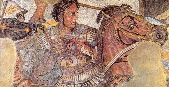 The undeniable beauty of the Roman Mosaic artwork