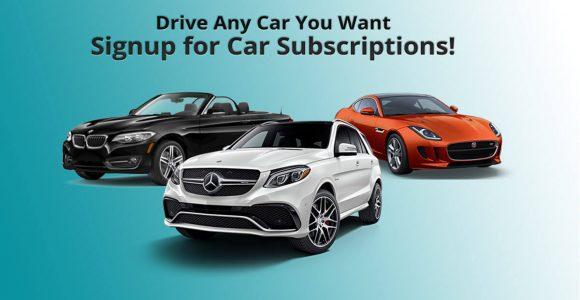 Car Subscription vs. Car Rentals vs. Car Lease vs. Car Ownership