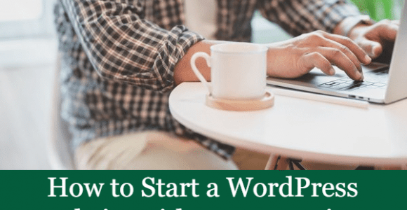 How to Start a WordPress Website with WPX Hosting