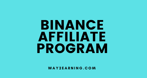 Binance Affiliate Program: Join And Increase Your Revenue