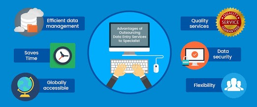 Key Benefits of Outsource Data Entry Services