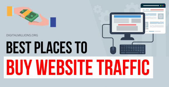 4 Best Places to Buy Website Traffic at a Cheap Price.